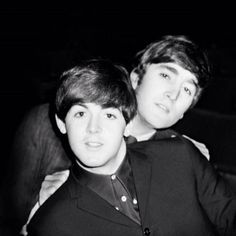 Paul and John, best friends forever