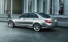 My next Car: Mercedes Benz C 250 Luxury Sedan!