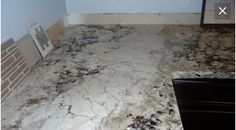 Granite Countertops Lowes Canada : SenSa Orinoco Granite Kitchen Countertop Sample-I think this might be ...