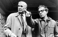 Woody Allen directs Martin Landau
