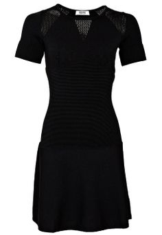Stretch Knit Dress by Moschino Cheap & Chic | Buy from Moschino Cheap & Chic online at London Boutiques