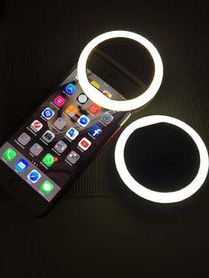 Skvělé fotky dělá naše Selfie světlo.Na všechny druhy chytrých telefonů.…