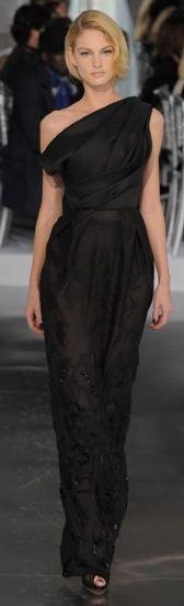 Christian Dior - Paris Haute Couture spring/summer 2012