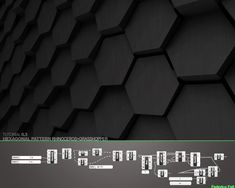 Hexagonal parametric tiling tutorial – Grasshopper