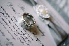 Wedding Invitation | Wedding rings | Wedding Bands | White Gold Wedding Ring | Virginia Wedding Photographer | Harbour View wedding  www.potoksworldphotos.com