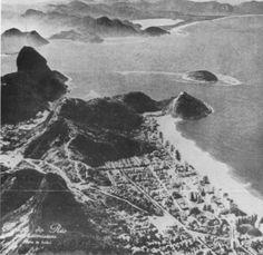 Posto II e Leme, aérea 1941