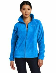 Columbia Benton Springs Full Zip Fleece Jacket WL6439 - Columbia ...