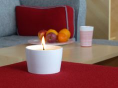 #scentedcandles for cosy warm winterdays. Taste them at #shop.amabiente.com Scented Candles, Pillar Candles, Switzerland, Cosy, Wax, Candle Holders, Shapes, Handmade, Design