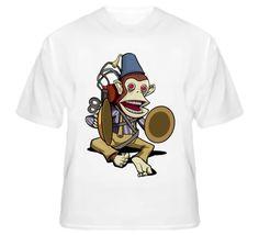 White MONKEY BOMB JOLLY CHIMP T-Shirt CALL OF DUTY ZOMBIES 100%COTTON *NEW ITEM*   eBay