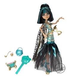 Plus Size Monster High Costumes | Ghouls Rule/Costume line Cleo. - Monster High Dolls .com