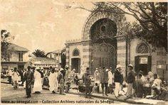 Marché Kermel, Dakar