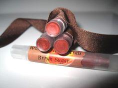 Brown Sugar - All Natural Mineral Lip Shimmer