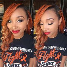 that makeup tho pin@Leasha D