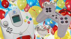 The Dreamcast and Playstation are Growing Up - Up At Noon