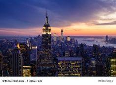 Suche nach New York City unter www.leinwand-druck.net/fotolia.htm