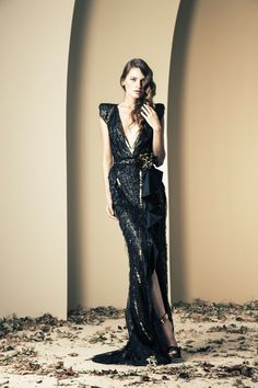 31 Ziad Nekad Haute Couture Fall-Winter 2013-2014