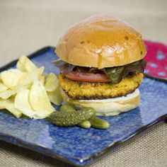 Felafel Burger