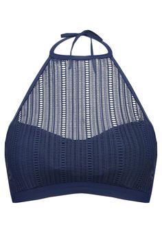 Bestill Esprit MENLO - Bikini-top - grey blue for kr 399,00 (23.02.17) med gratis frakt på Zalando.no