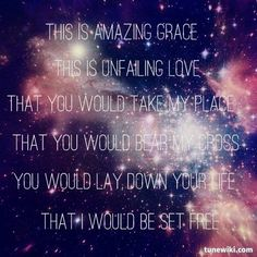 """""""This Is Amazing Grace"""" by Jeremy Riddle"""