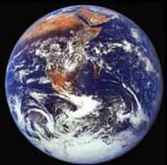 Google Earth: Google Earth allows you to zoom in on planet earth.