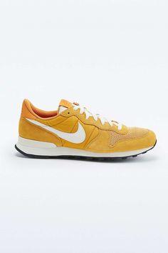 "cheaper cdd76 f5547 Nike – Sneaker ""Internationalist Leaf"" in Gold"