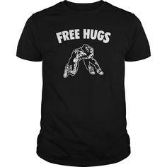 Free Hugs Wrestling T-Shirts, Hoodies. CHECK PRICE ==► https://www.sunfrog.com/Sports/Free-Hugs--Wrestling-Black-Guys.html?id=41382