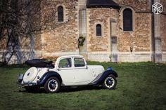 Citroën Traction-Avant Découvrable 1949 Voitures Essonne - leboncoin.fr