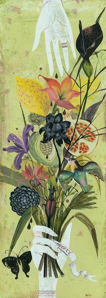 BOOKS & POSTERS / OLAF HAJEK ILLUSTRATION