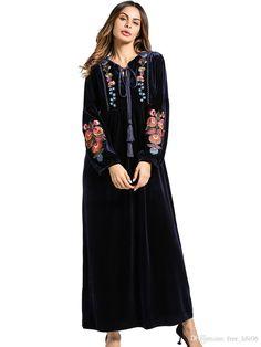 5f675960ba5 Islamic clothing arabic dress dubai abaya women dubai kaftan Y