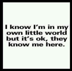 Own world