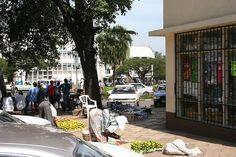 Street scene, Kisumu, Kenya's Smaller Cities and Towns,SkyscraperCity
