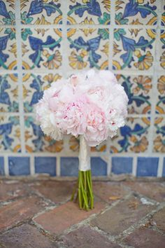 pink peony bouquet! | Vitalic Photo