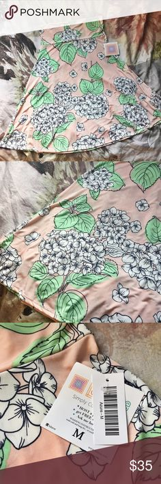 NWT Lularoe Floral Skirt New with tags LuLaRoe Skirts