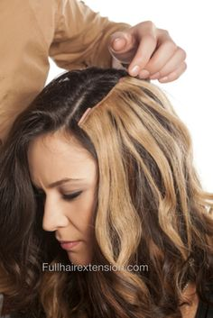 Clips hair Fullhairextension.com