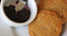 Paleo Honey Biscuits (GF, SCD, Paleo)