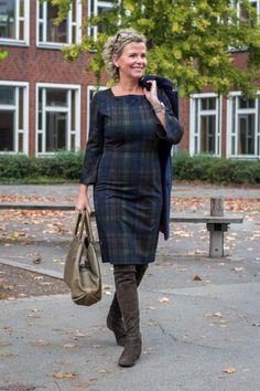 Mode für frauen ab 50 jahren | Style in 2019 | Kleider für ...