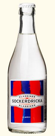 Sockerdricka - This is da booomb, the origin of sugered soda in Sweden, since the 1800's sometime, and the preferred beverage of Pippi Långstrump and Emil i Lönneberga. Google it. :) In the beginning it wasn't carbonated, but fermented. Gee...
