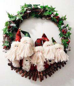 Decoração de Natal:                                                                                                                                                                                 Mais