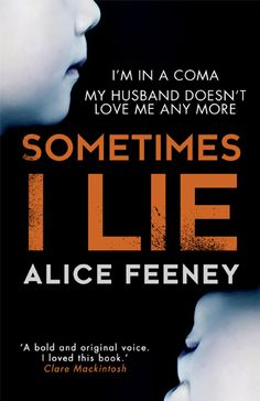 When I was a little girl, I used to write stories on scraps of paper in the back of my parents' shop, to finally be a published author really is a dream come true! This time last year, I was still busy scribbling the first draft of Sometimes I Lie.