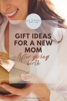 Many people tend to get gifts for the new baby. Yes, it is definitely appreciated as you need so many things for the new baby. But let's not forget about the moms! New moms just went through the most physically painful experience in their lives! And is most likely on an emotional roller coaster ride and sleep deprived.    If you are thinking of getting your new mom friend a gift after having a baby, consider one of these, instead of another baby gift when you are visiting her next time…