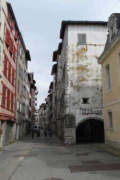 Petit bayonne Blog Voyage, Basque Country