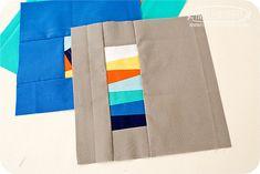 QuiltBlocks-Clothworks-Grey-ImFeelinCrafty | by I'm Feelin' Crafty