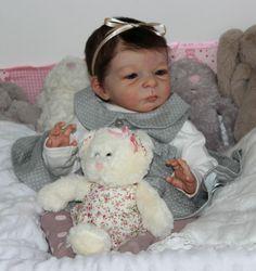 Tamara Leigh Reborns Olga Auer Amy Reborn baby girl  beautiful Tamara auty
