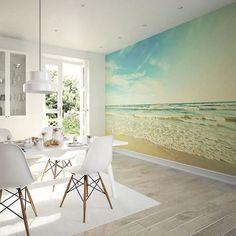 Seaside Wall Mural