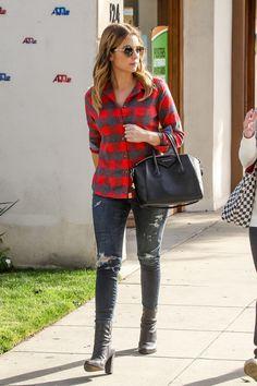 12/8/15 - Ashley Benson shopping in Beverly Hills.