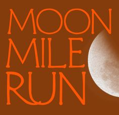 Here's a logo I created for Moon Mile Run, a multi-disciplinary production company. Their mission: to tell truths that are unspoken, reveal worlds that are unvisited, connect to a larger world that looms unknown and out of reach, and bring it closer.  They achieve this mission through innovative art, theatre and film.