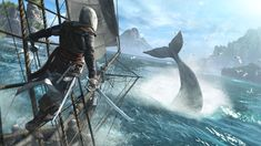 "Assassin's Creed IV to be ""as Open and Seamless as Possible"""