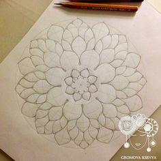 Mandala Doodle, Mandala Art Lesson, Mandala Artwork, Mandala Dots, Mandala Pattern, Zen Doodle, Doodle Art Drawing, Mandala Drawing, Art Drawings