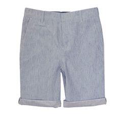 Stella McCartney Kids - Lucas Seersucker Shorts