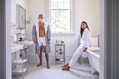 Sleepy Jones Introduces Mens and Womens Underwear